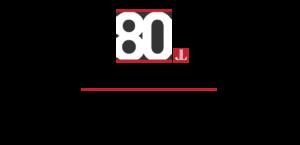 80th Year Logo JLPB